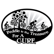 Peddle To The Treasure ~ For A Cure
