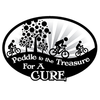 Peddle To The Treasure for a Cure